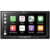 Pioneer AVH-W4500NEX Doble Din Android Auto Espejo Inalámbrico, Tablero de Instrumentos Receptor Estéreo de Coche Apple Carplay DVD / CD incorporado