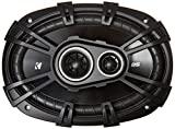 2 nuevos altavoces coaxiales de audio para automóvil de 3 vías Kicker 43DSC69304 serie D 6x9 360 vatios