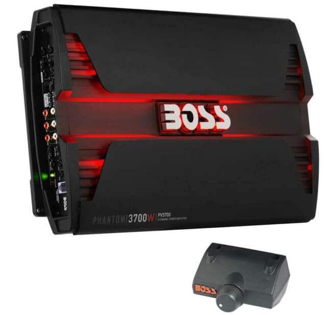 Amplificador de coche de 5 canales BOSS Audio Systems PV3700