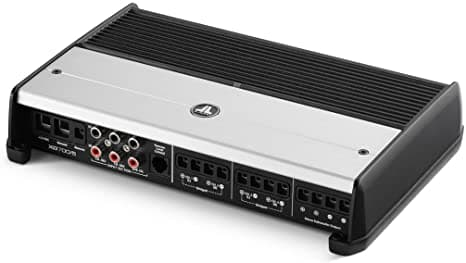 Análisis del producto del amplificador para automóvil de 5 canales JL XD700 / 5 Clase D