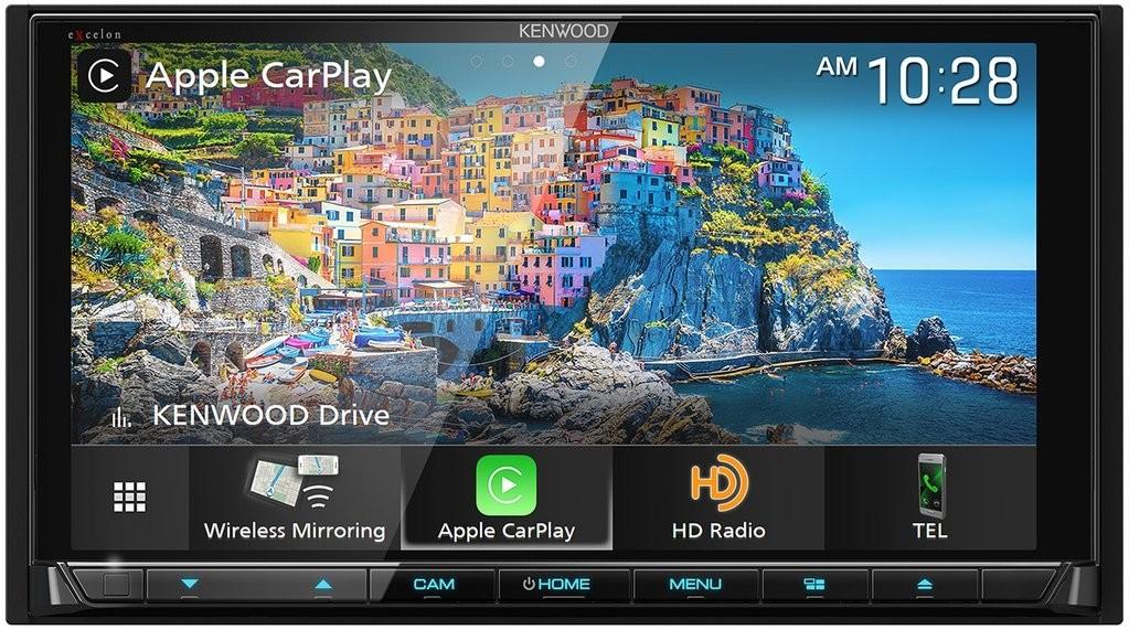 Estéreo para coche con pantalla táctil Kenwood DDX9906XR
