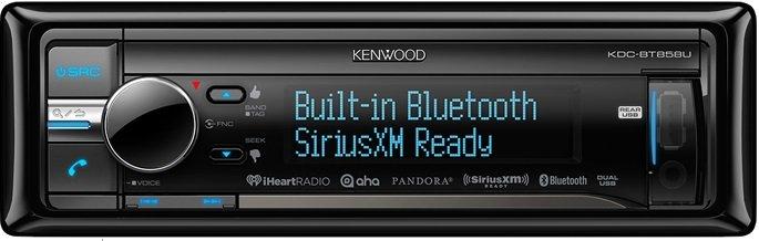 Análisis de Kenwood KDC-BT958HD