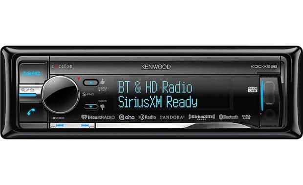 Receptor de CD Kenwood eXcelon KDC-X998