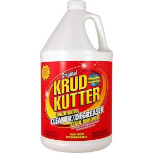 Limpiador y desengrasante de motores Krud Kutter