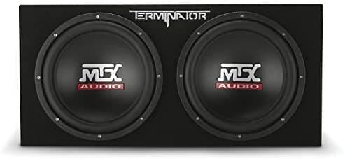 Serie de terminación de audio MTX TNE212D