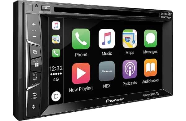 Análisis de la radio de coche Pioneer AVH 1300NEX