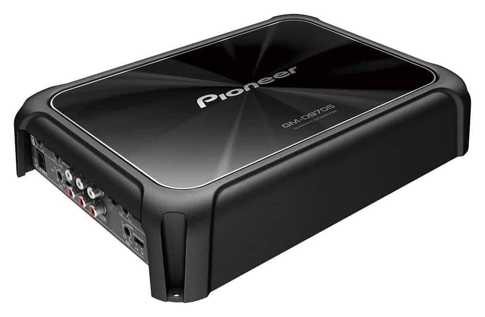 Amplificador de clase D de 5 canales Pioneer GM-D9705